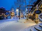 Snowmass Village Upper Mall