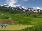 Snowmass golf course