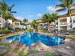 Luxury Resort living at Poipu  Beach Villas
