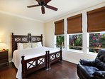 Orchid Suite features King bed or optional Two Twin bed configuration.