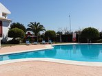 Great swimming pool, with childrens area