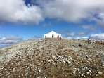 Church at the top of Croagh Patrick