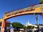Rincón Plaza. Only a 10 minute drive from The Beach Pad. Weekly local Art Walks and Farmer's Markets
