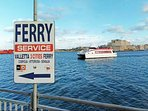 Ferry service to Valletta and 3 Cities