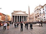 piazza del Pantheon a Roma