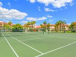 Ocean Village Club - 2 Tennis courts.
