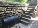 Another smaller barbecue