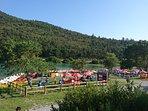 Base de loisirs du lac de Castillon