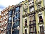 Apartamento en Marqués de Casa Valdés, segunda línea de playa y una de las mejores calles de Gijón