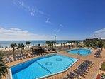 Summit Beach Resort Pools