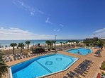 Beachfront Pools