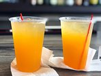 Best drinks on the island are steps away. Come taste