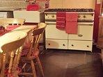 ' LACANCHE ' range cooker