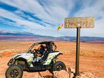 ATV rental available at house