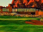 Sand Hollow golf course 1 mile from property