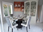separate dining room for more formal dining if you are fed up with BBQs but dont want to go out