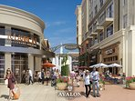 Only 6 miles is the Avalon Alpharetta's premier shopping restaurants & entertainment ...its a must