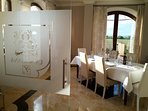 'Dolce Vita' Dining room (1st Floor) - Exclusively dedicated for Private Dinner and Cooking Class