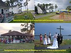 This is a great place for kids, weddings, family reunions etc…