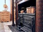 The Victorian Kitchen Range