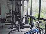 GYM  all new