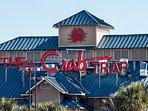 Crab Trap Restaurant on Okaloosa Island