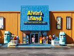 ALVIN's ISLAND right on Okaloosa
