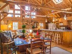 Welcome to The Cedar Log Cabin!