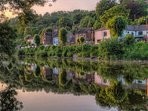 Lovely photo of The Wharfage taken by Andi Campbell Jones