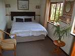 The downstairs double room