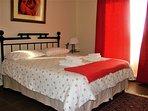 camera da letto appartamento primo piano