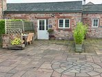 South Byre is a cosy cottage with all the rooms on the ground floor
