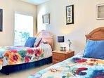 'Surfer' twin bedroom