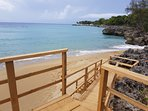 safe access to beach