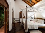 No.39 Galle Fort - Guest bedroom layout