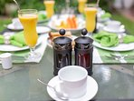 No.39 Galle Fort - Energising breakfast