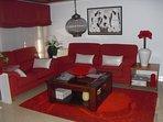 Salón de estar y para ver la TV