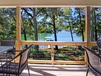 Gorgeous views just steps away from Lake Chatuge!