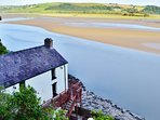 Dylan Thomas Boathouse, Laugharne