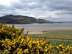 View of Inch Island from Fahan.