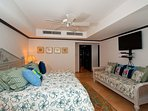 Coral Cove 3-Green Flash - The second bedroom has two twin beds which can also be turned into a king