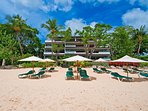 Coral Cove is a luxury beachfront condominium complex