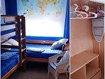 Habitación niños actualizada reforma de ventanas
