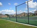 tenniscours