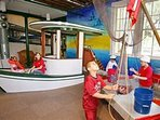 Lynn Meadows Discovery Center. 10 minutes from Cottage.