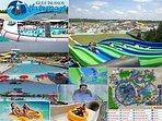 Waterpark.   10 Minutes from Cottage!