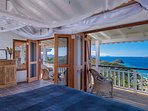 Bedroom Guest House - Pelican Peak Villa - Tortola Virgin Islands (GB)