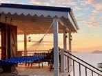 Sunset at Pelican Peak Villa - Tortola Virgin Islands (GB)