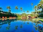Aina Nalu Resort  - a tropical oasis in the heart of Lahaina.