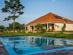 We are high-end serene, private and comfortable country house in the heart of Uganda
